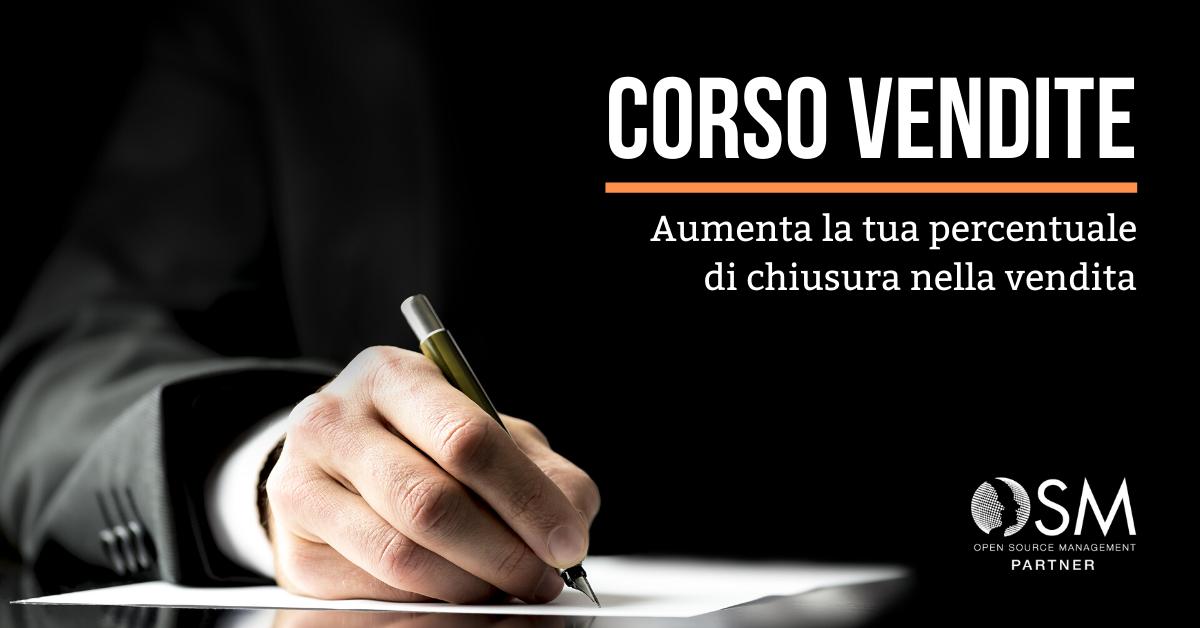 Corso Vendite - Padova, 18 Giugno 2020